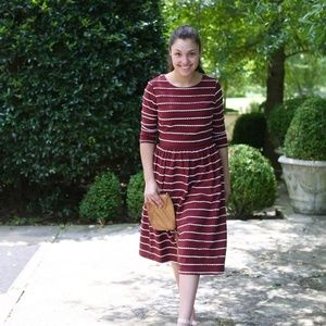 Dainty Jewell's Effortlessly Chic Dress